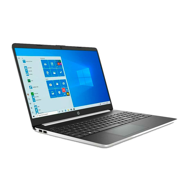 "Laptop HP 15-dy1751ms 15.6"" Touch i5-1035G1 8GB RAM 512GB SSD Plateada W10 Home"