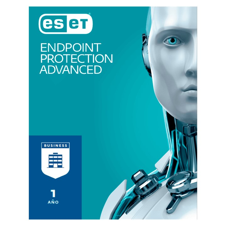 Licencia ESET Endpoint Protection Advanced 1 Año